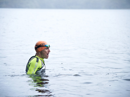Are you ready for your first swimrun?