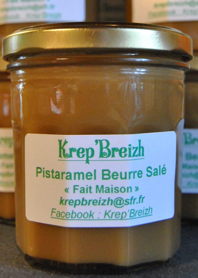 Krep'Breizh - Pistaramel