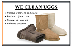 Ugg cleaning
