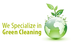 Organic dry cleaning
