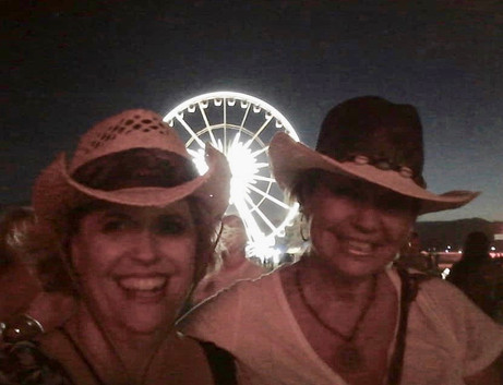 Custom Hats are a hit at Stagecoach Country Music Festival