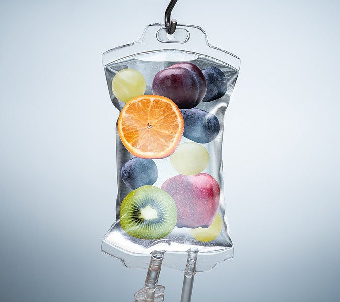 IV Nutritional Therapy- Signature