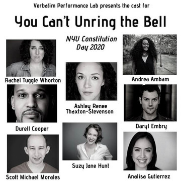 You Can't Unring the Bell