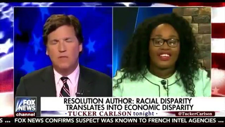 Debate on Reparations: Andrea vs. Tucker