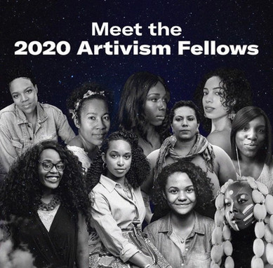 Broadway Advocacy Coalition Artivism Fellowship