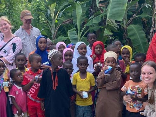 Vi besøger et specielt børnehjem!☀️