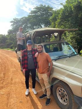 Tag med på Safari i Tanzania