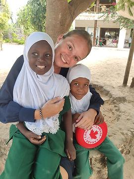 Frivilligt arbejde i Afrika