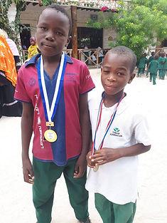 Sportsdag på Tamani School