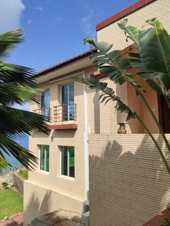 Dit nye afrikanske hus