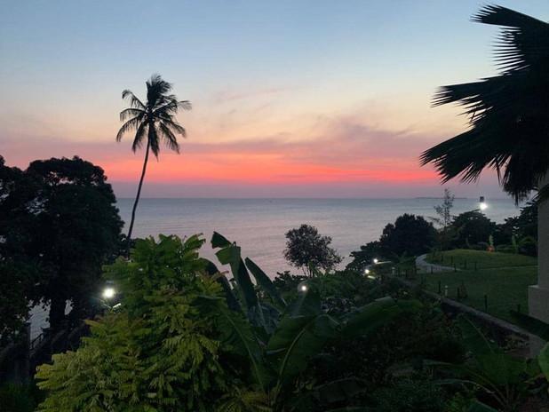 Zanzibar - Sunny House udsigten