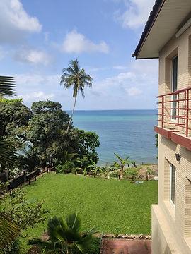 Zanzibar hjem
