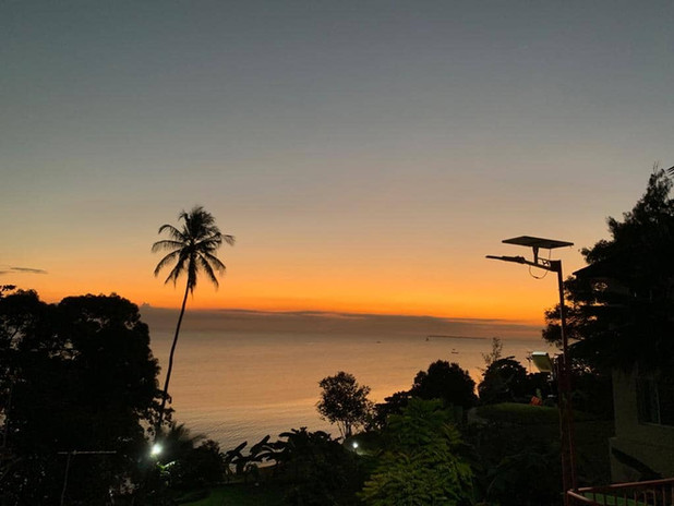 Unik Solnedgang Zanzibar - Sunny MeetingPoint