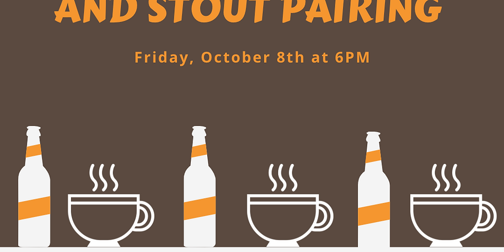 Chocolate Coffee and Stout Pairing