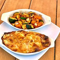 Seafood Crêpe