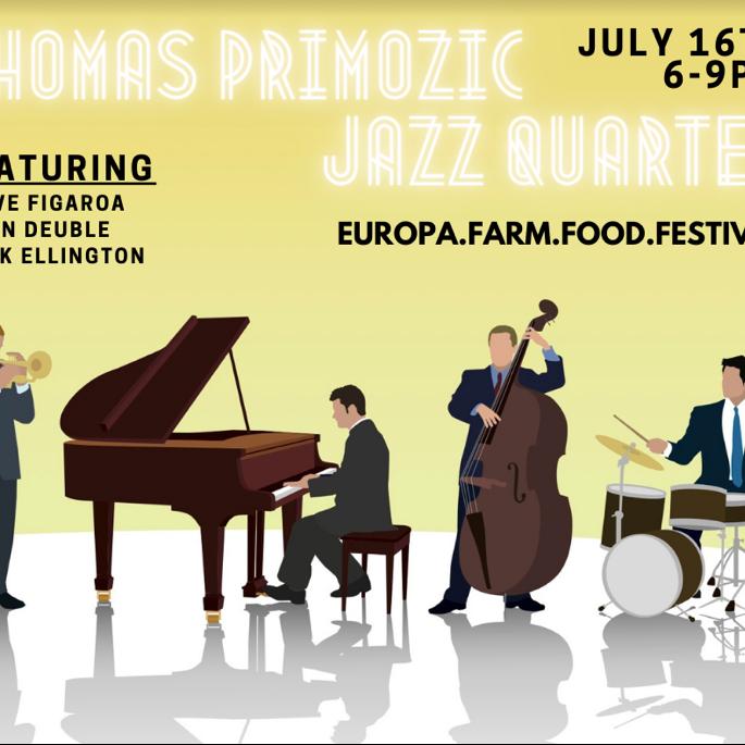 Europa Presents Thomas Primozic Jazz Quartet