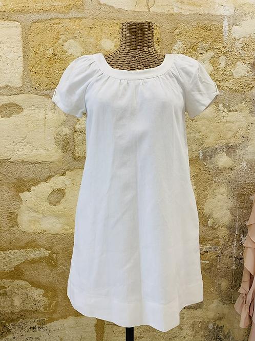 Robe Maje blanche - T1