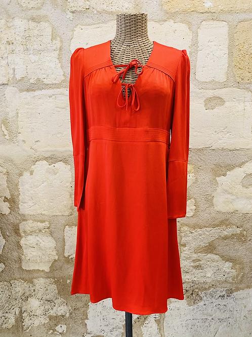 Robe Maje rouge - T3