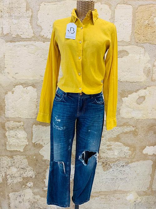 Chemise AgnèsB. jaune - T38