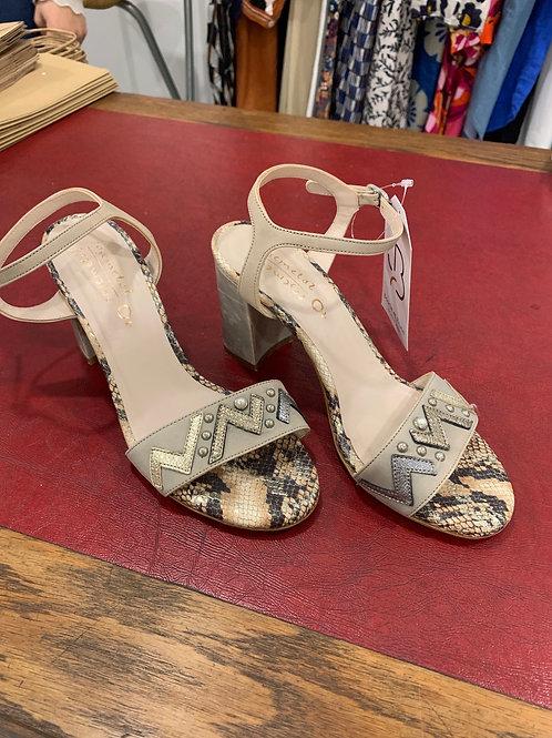 Sandales à talons Rosemetal T39