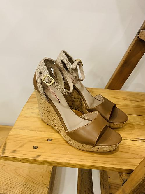 Sandales compensées Pascal Morabito T38