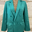 Thumbnail: Lilylovesfashion - blazer Sézane vert 46%lin T36
