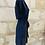 Thumbnail: Robe American Vintage avec ceinture - TM