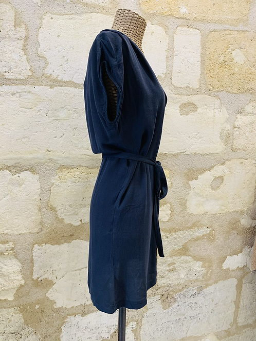 Robe American Vintage avec ceinture - TM