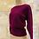 Thumbnail: Pull comptoir des cotonniers prune - T1