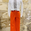 Thumbnail: Pantalon cyrillus Orange - Txs