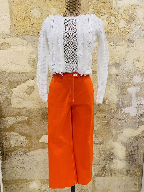 Pantalon cyrillus Orange - Txs