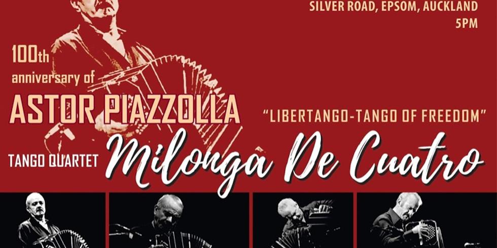LIBERTANGO-TANGO OF FREEDOM