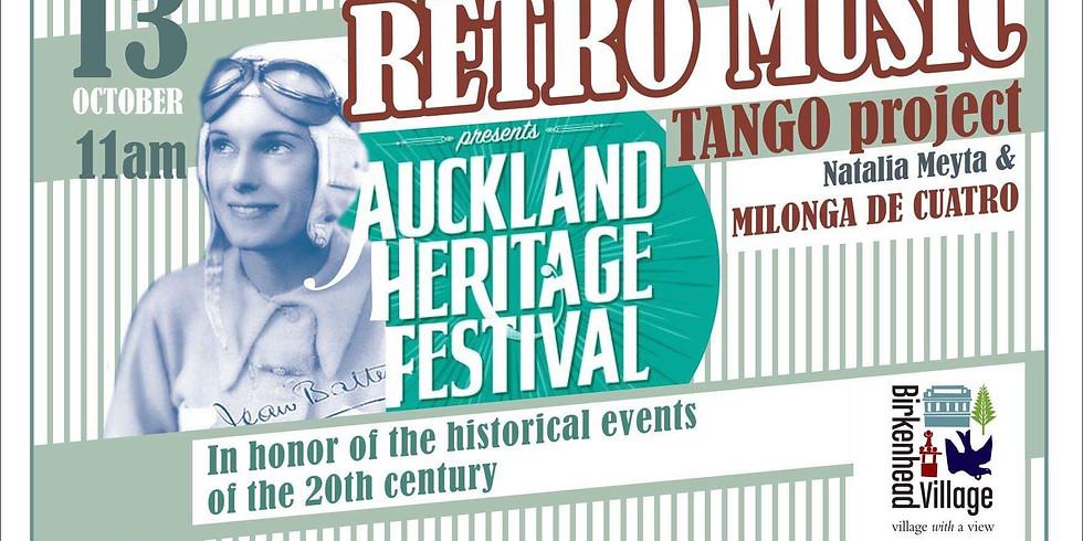 Auckland Heritage Festival in Birkenhead