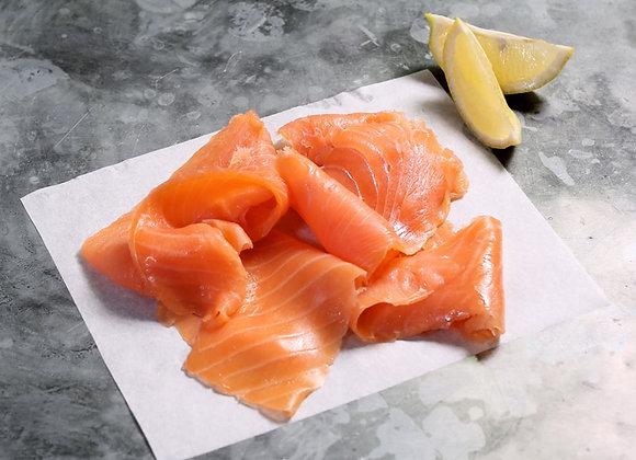 Smoked Fresh Salmon 100g