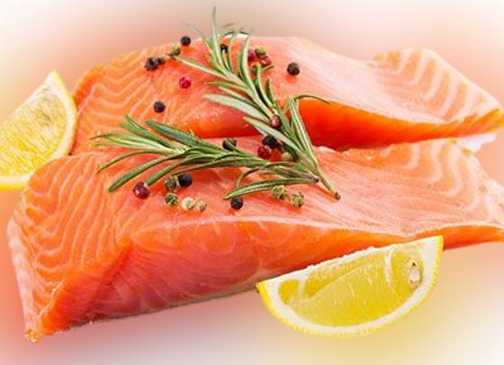 冷冻鲑鱼片 160-180gm