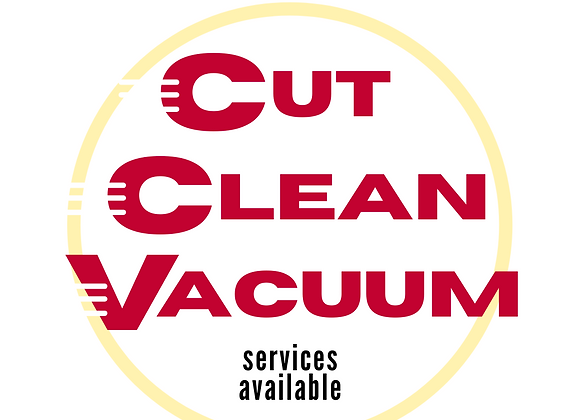 Clean, Cut & Vacuum for Crabs