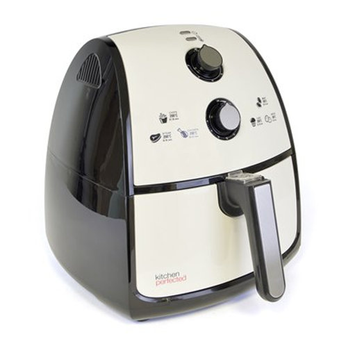 Kitchen Perfected 4.0L AIR FRYER (Family Size) - Ivory White
