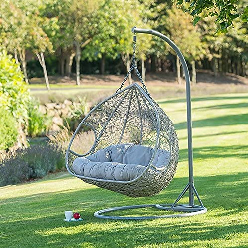 Siena Double Hanging Egg Chair