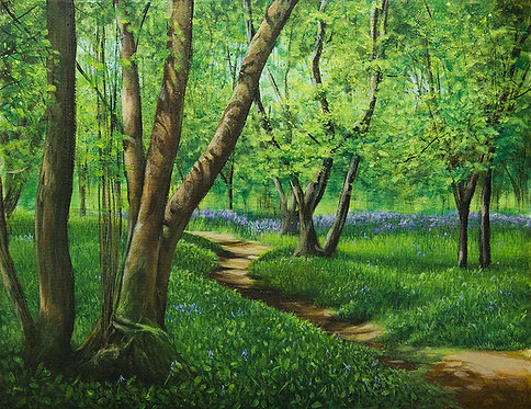 Bluebell way