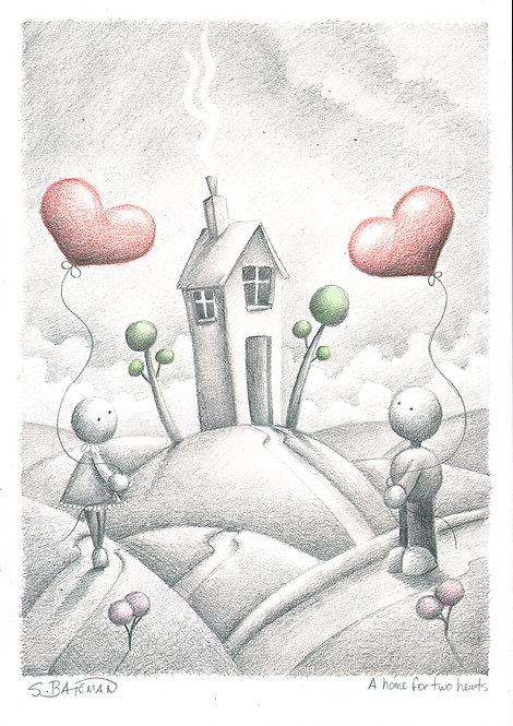 A home for two hearts
