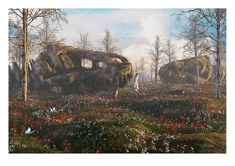 A walk amongst the fallen giants
