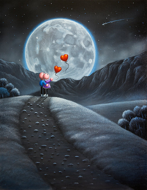 Moonlit love