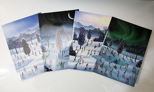 Christmas card set 2020
