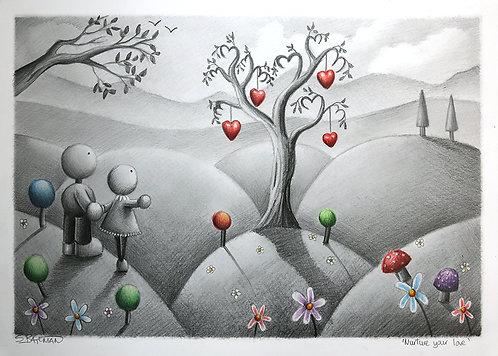 Nurture your love