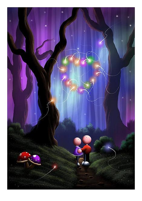 The light of love
