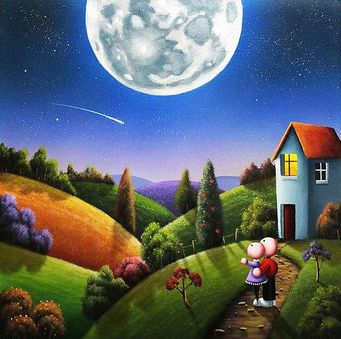 A moonlight wish