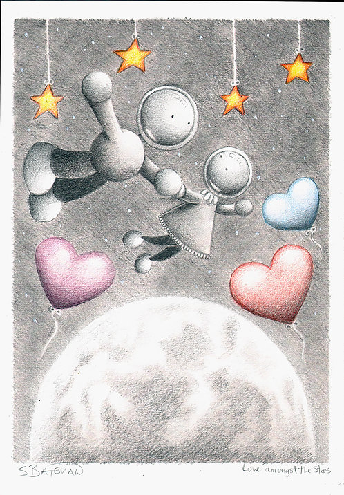Love amongst the stars