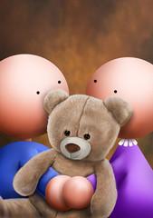Hug a friend