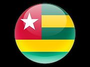 Drapeau Togo rond.png