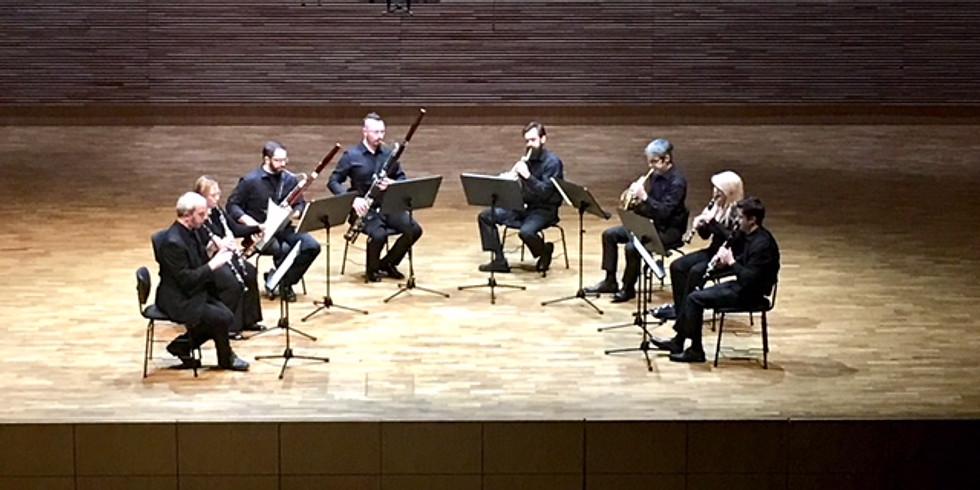 Atlantic Sinfonia Wind Octet in Concert